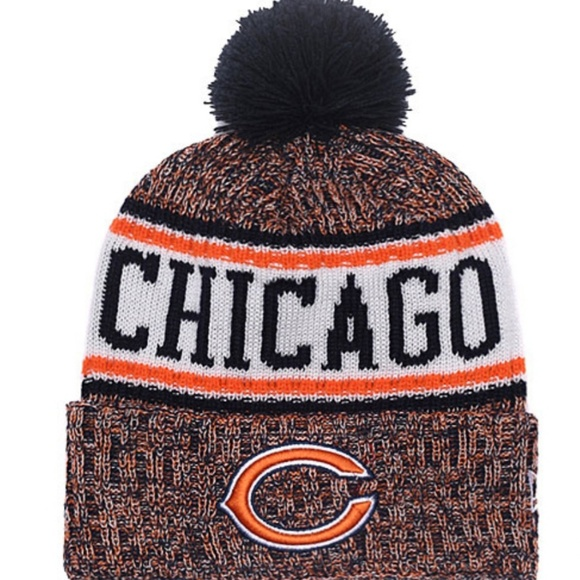 8334ff98e New Era Accessories | Nwtnfl Chicago Bears Knit Beanie | Poshmark